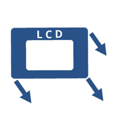 GRP-Series Icon LCD