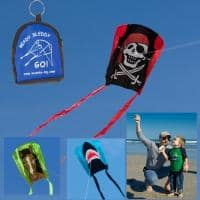 Pocket Sled, singleline kite