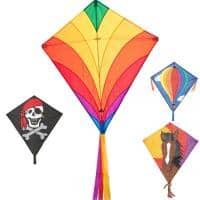 Eddy 68 cm, singleline kite