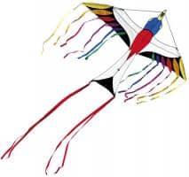 Paradise Bird, singleline kite