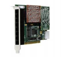 Digium 1A8B02F 8 Port 0-FXS/8-FXO PCI-e Card