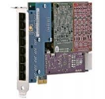 Digium AEX880E 2x Quad FXS + HW EC