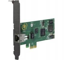 Digium TE133F single Span T1/E1/J1 PRI Karte PCIe + HW EC