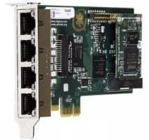 Digium TE435BF quad Span T1/E1/J1 4xPRI Karte PCIe + HW EC