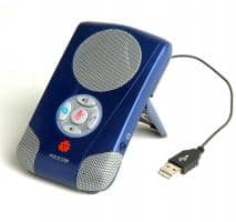 Polycom Communicator C100S Blau 2200-44000-108
