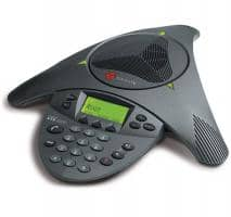 Polycom SoundStation VTX 1000 ohne Mikrofone und Subwoofer 2200-07300-120