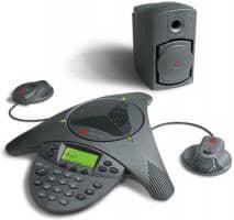 Polycom SoundStation VTX 1000 ohne Mikrofone inkl. Subwoofer 2200-07500-120