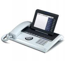 UNIFY OpenStage 60 SIP-Telefon Eis-Blau L30250-F600-C109