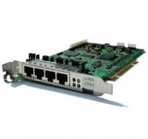 Sirrix PCI4S0EC vierfach S0 Karte mit HW DSP EC Modul