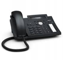 SNOM 320 V3 IP Telefon mit Hintergrundbeleuchtung (ohne Netzteil)