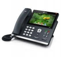 Yealink SIP-T48G IP Touchscreen Telefon (ohne Netzteil)