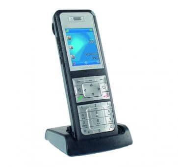 """Mitel 650 DECT Telefon mit 2"""" TFT-Farbdisplay"""