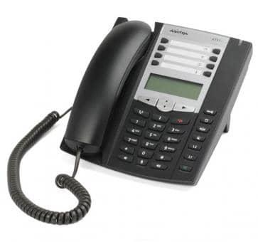 Mitel 6731 SIP Telefon mit dreizeiligem LCD-Display