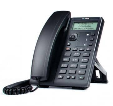 "Mitel 6863 SIP Telefon mit 2,75"" LC-Display"