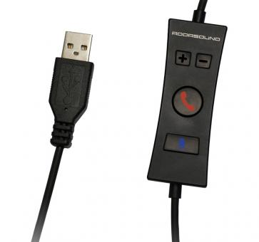 Addasound Adapterkabel USB Lync Rufannahme DN3222