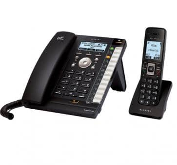 Alcatel Temporis IP315 IP Telefon Bundle (Temporis IP300 ohne Netzteil)
