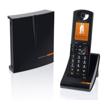 Alcatel IP1020 DECT/SIP Basis und IP20 Handset