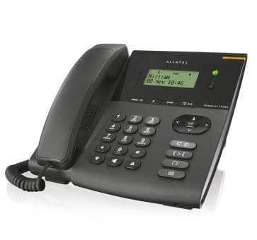 Alcatel Temporis IP200 IP Telefon ohne Netzteil
