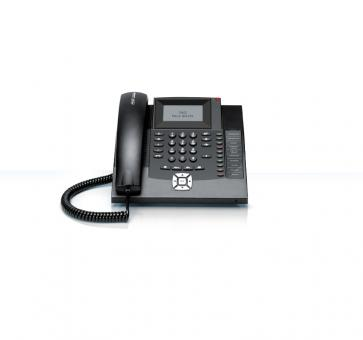 Auerswald COMfortel VoIP 1200 IP Telefon schwarz