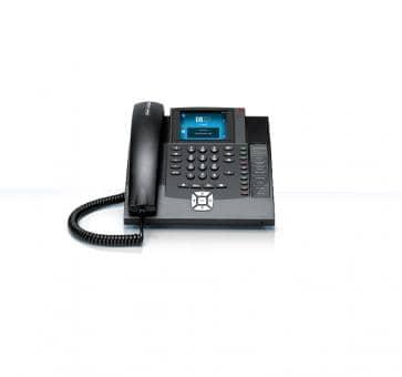 Auerswald COMfortel VoIP 1400 IP Telefon schwarz