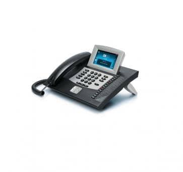 Auerswald COMfortel VoIP 2600 IP Telefon schwarz