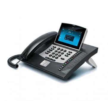 Auerswald COMfortel VoIP 3600 IP Telefon schwarz