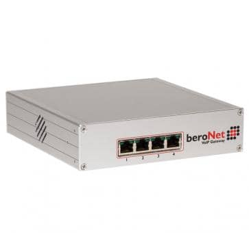 beroNet BF16002E14S0box beroNet Gateway BNBF1600box + 1x BNBF2E1 + 1x BNBF4S0 + 2x BNTAdapter