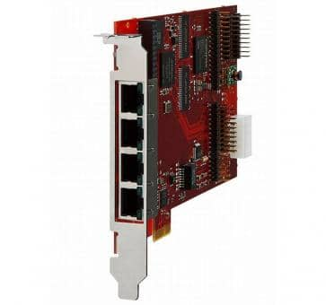 beroNet BF1600e beroNet Gateway PCIe Basiskarte + HW EC