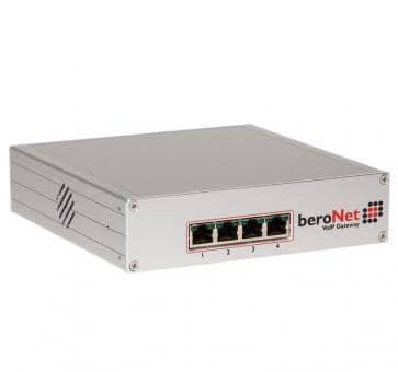 beroNet BF4008FXSbox 2x BF4FXS Box Gateway