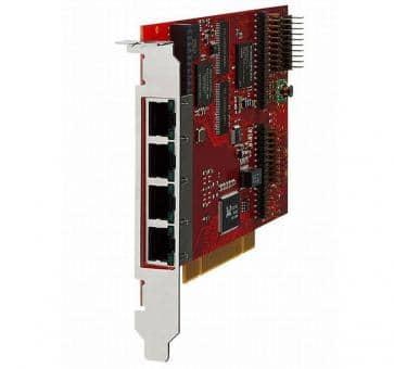 beroNet BF400 PCI Basiskarte + HW EC Gateway