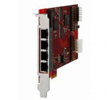 beroNet BF400e Basiskarte + HW EC PCIe Gateway