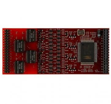 beroNet BF4S0 4S0 BRI Modul inkl. 2xBNT Adapter