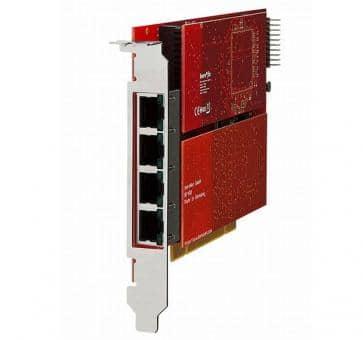 beroNet BF64001E14S0 beroNet Gateway PCI BNBF6400 + 1x BNBF1E1 + 1x BNBF4S0 + 2x BNTAdapter