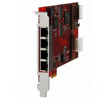 beroNet BF6400e beroNet Gateway PCIe Basiskarte + HW EC