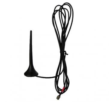 beroNet GSM cable antenna, 2m with magnetic foot