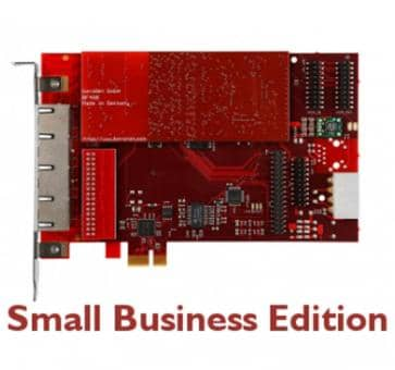 beroNet beroNet Gateway Small Business Edition PCIe 4FXS