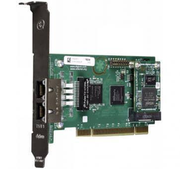 Digium TE236B dual Span T1/E1/J1 2xPRI Karte PCI + HW EC