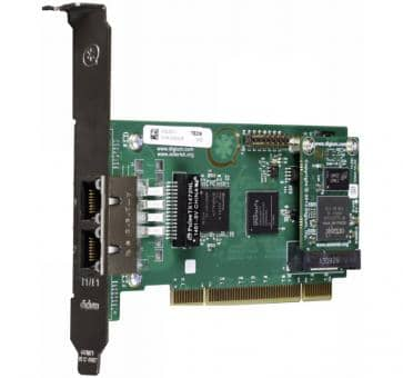 Digium TE236F dual Span T1/E1/J1 2xPRI Karte PCI
