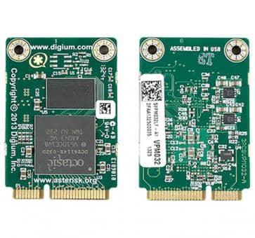 Digium VPM032 EC Modul für max. 32 Kanäle