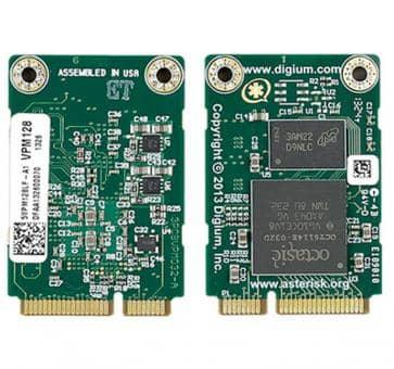 Digium VPM128 EC Modul für max. 128 Kanäle