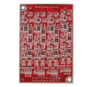 Digium 1X400MF Quad FXO Modul