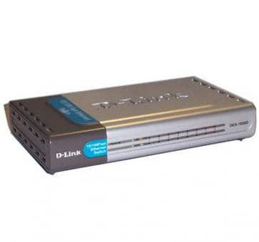 D-LINK DES-1008D 8-Port Fast Ethernet Switch