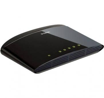 D-Link DES-1005D 5x 10/100Mbit Switch