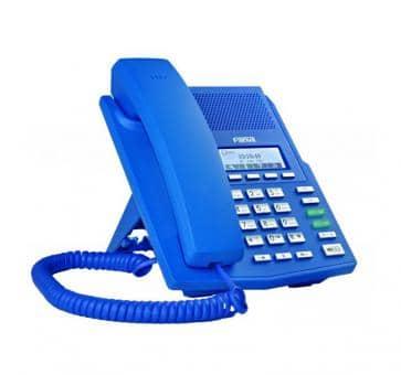 Fanvil X3P IP Telefon SIP PoE blau