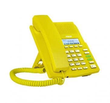 Fanvil X3P IP Telefon SIP PoE gelb