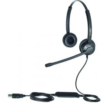 freeVoice SoundPro 430 Headset UC Duo FSP430UCB