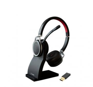 freeVoice Space FBT650BTS Bluetooth USB NC Headset Duo FBT650BTS