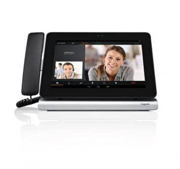 Gigaset PRO Maxwell 10 Android Desktop Telefon Package 1