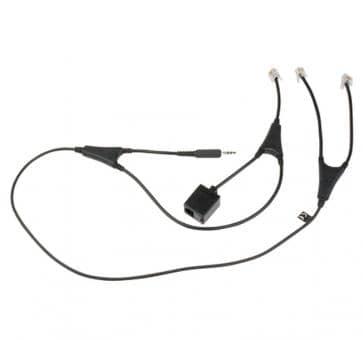 JABRA Alcatel MSH-Adapter für Pro und Go 14201-36