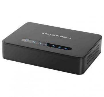 GRANDSTREAM HandyTone HT814 4x FXS inkl. Gigabit-NAT-Router